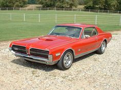 1968 Mercury Cougar XR7 for sale #1938171 - Hemmings Motor News