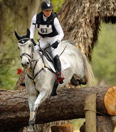 Great endurance training for my horse and I; Eventing