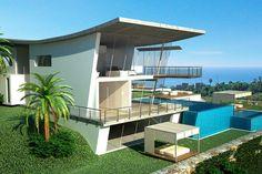 Modern Villa Design | Modern villas designs ideas.