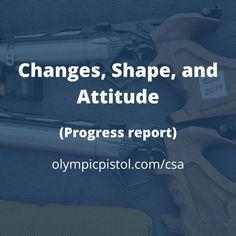 Progress Report, Training Exercises, Couple Weeks, Olympics, Drill, Benefit, Attitude, Target, Strength