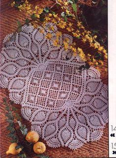 Crochet Tapetes Varios