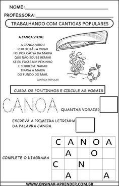 A CANOA CANTIGA 1
