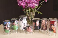 pictures + mason jars