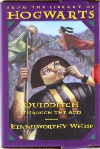Harry Potter Schoolbooks: Fantastic Beasts and Where to Find Them / Quidditch Through the Ages J.K. Rowling