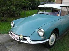 Citroën ID 19 Parisienne Australia