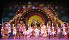 Beauty and the Beast Musical Theatre