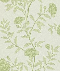 Chinese Peony wallpaper by Sanderson