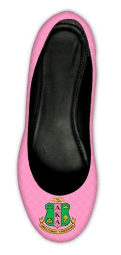 AKA pink ballet flats I want these shoes now!!!!