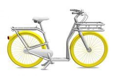 Bicicleta do Phillipe Starck