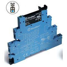 Интерфейсный модуль, твердотельное реле; выход 0,1A (48В DC); питание 230-240В АС/DC; 388102407048 Thing 1, Isolation, Electrical Equipment, Nerf, Ebay, Products, Printed Circuit Board, Electrical Outlets, Gadget