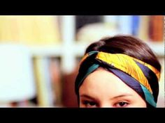 How to tie a turban... great tutorial.