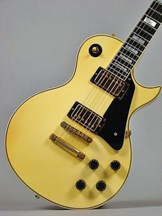 1980GibsonLes Paul Custom : Vintage Rare Collectible Guitar Sales from the Grinning Elk Music Company
