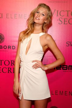 Toni Garrn | After Party Victoria's Secret Fashion Show 2011