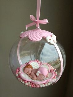 Miniature Newborn Baby,  Creative & Cute. ❤