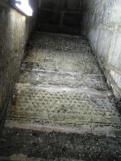 White monastery - Reused Pharaonic Blocks, Western Staircase of Church Hardwood Floors, Flooring, Stairways, Reuse, Abandoned, Book, Projects, Home Decor, Wood Floor Tiles