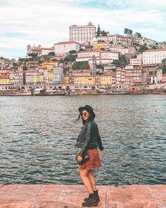 Diese 8 Orte in Porto müssen unbedingt gesehen werden! I show you the 8 must see places in Porto.