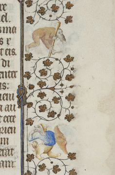 Book of Hours, MS M.919 fol. 19r - Images from Medieval and Renaissance Manuscripts - The Morgan Library & Museum