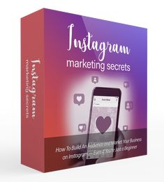 Instagram is one of the most important platforms when it comes to branding and reaching a wide audience. It has over 1 billion active users, and is considered a 'trendy' and youthful platform for by the majority of marketers.Here's what you'll discover:1. How to sell the 'value proposition' of your business – that means understanding how an image can tell a thousand words and make people mad for your products and services2. How to create an Instagram strategy for a non 'visual' business ...
