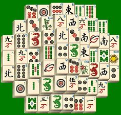 ‪Mahjong‬ ‪‎solitaire‬ ‪‎game‬ ‪online‬ to play in tournaments. Clear the #mahjong playing area by matching pairs of tiles. Remove only those matching pairs of tiles where each tile has at least one side free and no other tiles placed on top.  http://www.rubl.com/games/mahjong/