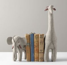 De jolis serre-livres animaux - Blog Deco Design
