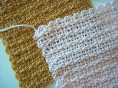 telar-cuadrado-35 Textiles, Loom Weaving, Blog, Squares, Fashion, Knits, How To Knit, Fabrics, Chrochet
