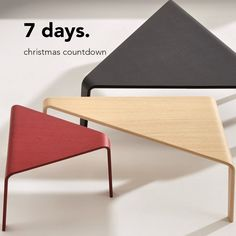 #christmas #countdown #gifts #design #ply #arper