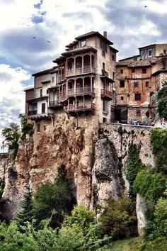 Casas Colgadas (Cuenca - Spain)