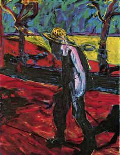 Image: Francis Bacon, 'Study For A Portrait of Van Gogh IV' (1957), © The Estate of Francis Bacon / DACS London 2014. All rights reserved.