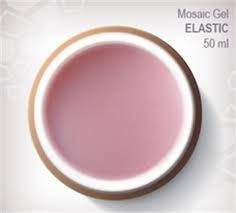 Elastic Builder Gel Self-leveling semi-transparent milky pink builder gel. Gives a very soft natural look. Can be used to hide nail imperfections or as a thin overlay for a hint of colour. Minimal exotheric reaction. Can be used for sculpting extensions or overlay. Cure 2 mins in 36Wat UV lamp or 30 secs  in LED lamp. Available in 5ml / 15ml / 50ml