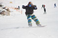 Snowboard at Argentina. 2015.