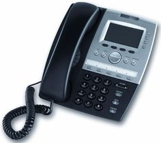 """Cortelco 48044275008 275700-VIP-PAK VoIP Phone BLACK by Cortelco. $17.50. - Cortelco VoIP telephone- The feature rich 2757 has undergone extensive 3rd party interoperability testing at tekVizion LABS and was recently issued an official statement of certification as """"SIP Verified to Cisco Unified Call Manager 5.0""""- WAN port: 1 xRF45 10/100 Base-T Ethernet, line auto-sensing/switching - PC port: 1 x RJ45 10/100 Base-T Ethernet, line  auto-sensing/switching - LCD: dot matrix (2..."""