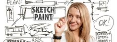 Malen Sie Ihr eigenes Whiteboard! Verwandeln Sie jede Oberfläche in eine Tafel, die sich trocken abwischen lässt, egal ob es sich um eine große Wand, eine Tür, einen Schrank oder eine alte Tafel handelt. Lassen Sie Ihren Gedanken oder kreativen Ausbrüchen freien Lauf: Organisieren, Visualisieren, Anweisen. Kombinieren Sie SketchPaint mit MagnetFarbe und alles ist möglich: …