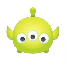Alien Tsum Tsum Sticker 3g at HK$15