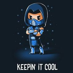 Get the navy blue official Mortal Kombat t-shirt only at TeeTurtle! Escorpion Mortal Kombat, Shall We Date, Comic Games, Graffiti, Game Character, Game Art, Cool Stuff, Street Fighter, Videogames