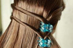 American Girl Doll Hairstyle - Twin Twists