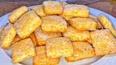Biscotti, Cornbread, French Toast, Cookies, Breakfast, Ethnic Recipes, Youtube, Food, Millet Bread