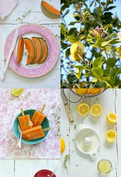 Melon pops