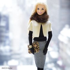 Barbie® @barbiestyle Today's look is a...Instagram photo | Websta (Webstagram)
