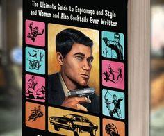 Archer Espionage Handbook - https://tiwib.co/archer-espionage-handbook/ #Books+Reading #gifts #giftideas #2017giftideas #xmas