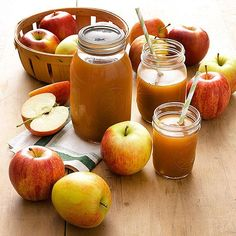 Learn how to make your own apple cider!