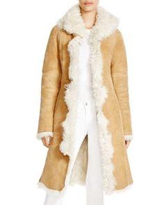 SAM. Sienna Shearling Coat | Bloomingdale's