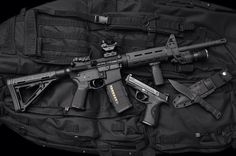 M&P's and SOG OPS ~ Zorin Denu