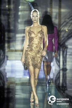 Gianni Versace, Spring-Summer 1996, Couture