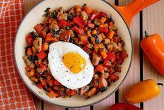 """Paleo """"Kitchen Sink"""" Breakfast Hash"""