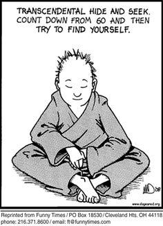 zen hide and seek