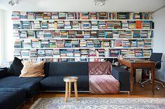 Freunde von Freunden — (English) Stephanie Akkaoui Hughes — Architect, Apartment, The Jordaan, Amsterdam  —