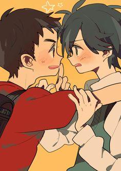 Mi Primer Amor (Shin Chan y Kazama) [Yaoi] Crayon Shin Chan, Manga Drawing, Manga Art, Vanellope Y Ralph, Chibi, Shin Chan Wallpapers, Shoujo Ai, Anime Vs Cartoon, Kawaii Bunny