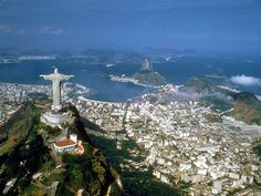 Brazil- let me take you to rio rio fly over the ocean like an eagle eagle (: