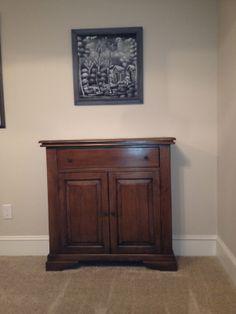 Good Mahogany Cabinet From Platypus Princeton