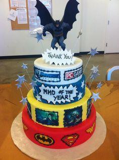 Cake Boss worthy cake? I think so :)